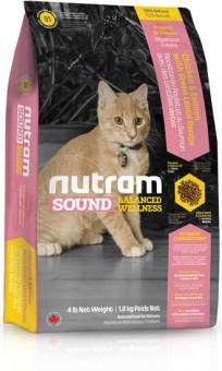 Nutram S1 1,13кг Kitten сухой корм для котят