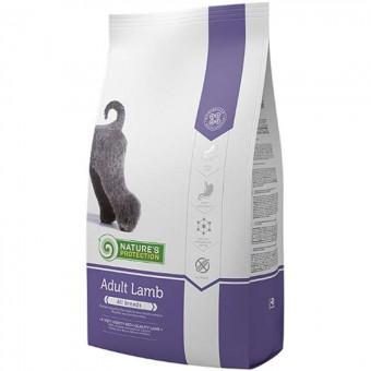Nature's Protection 4кг Adult Lamb сухой корм для собак с ягненком