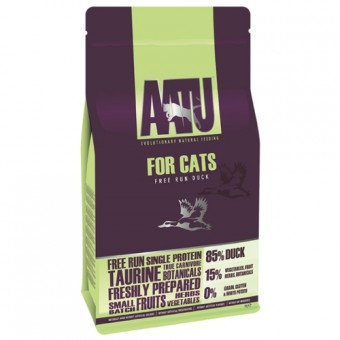 AATU CAT DUCK 3 кг Корм для взрослых кошек Утка