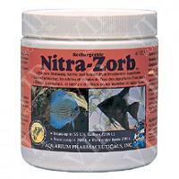 Nitra-Zorb 210г Средство для удаления из аквариумной воды аммиака, нитритов, нитратов