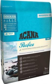 Acana 0,34кг Pacifica Cat & Kitten сухой корм для котят и кошек сельдь,сардина, камбала,треска, хек