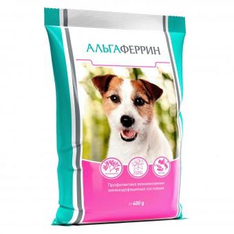 Альгаферрин 400 г лечения и профилактики железодефицитной анемии собак
