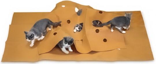 Антицарапки97*59см Мат-трансформер для кошек
