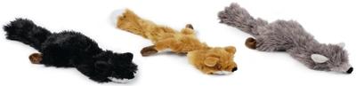 Beeztees Игрушка 30см для собак Лиса, плюш