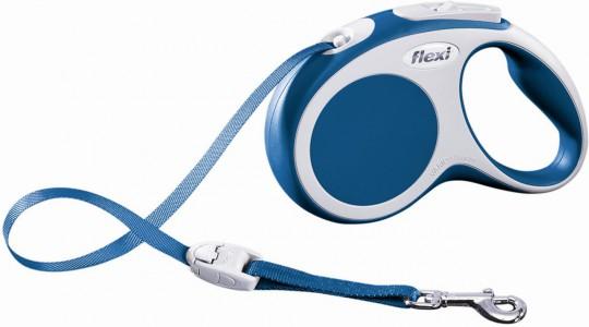 Flexi Vario Tape M 5 м до 25 кг (Синий)