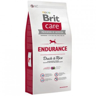 Brit 12 кг Care Activity Lamb&Rice для активных собак всех пород с уткой и рисом