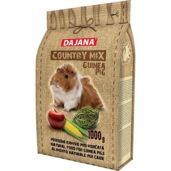 Dajana 1 кг Корм для морских свинок Country Mix