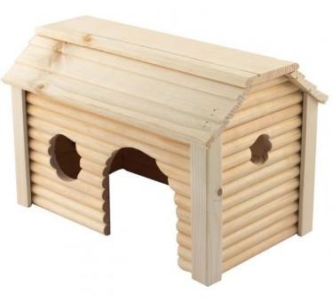 Дарэлл Дом-Усадьба для морской свинки (дерево)