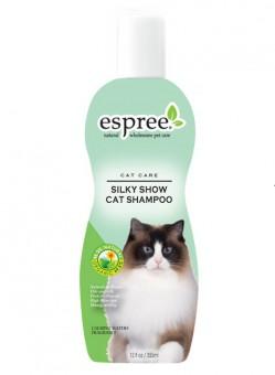 Espree 355 мл Шампунь «Сияние шелка», для кошек.