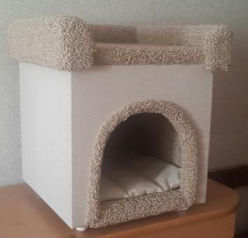 Чаузи 40*50*50см домик для собаки (арт.4)