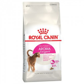 Royal canin 0,4кг Exigent  aromatic attraction Сухой корм для привередливых кошек