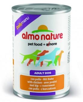 Almo nature 800гр Консервы для собак Меню с курицей