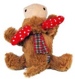 KONG Holiday игрушка для собак Cozie Олень 20 см