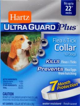 Hartz  Капли  от 14 до 28 кг, 4,1 мл. Хартц Ультра Гард инсектоакарицидные для собак и щенков,