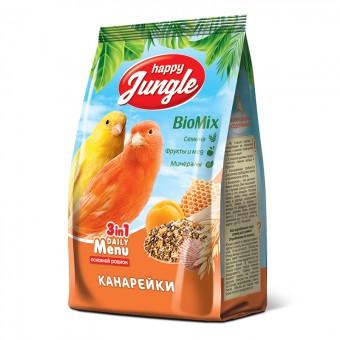 Happy Jungle (Хэппи Джангл) 500 г Корм для канареек