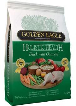Golden Eagle Holistic 12кг Duck formula 22/13 Сухой корм для собак Утка с овсянкой