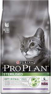 Pro Plan 1,5кг Sterilise turkey Сухой корм для кастрированных котов и стерилизованных кошек курица индейка