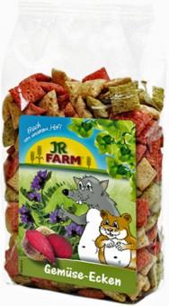 JR FARM Подушечки из овощей для грызунов 100г
