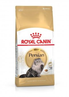 Royal canin 0,4кг Persian Сухой корм для персидских кошек старше 12 месяцев