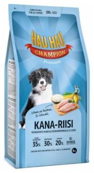 Hau-Hau 6 кг Champion Senior Light полнорационный корм для пожилых собак облегченны
