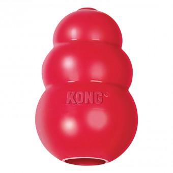 Kong игрушка для собак классик очень большая 14 см