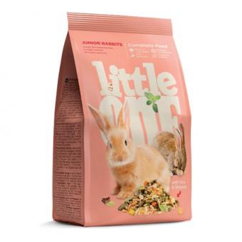 Little One 900 г корм для молодых кроликов