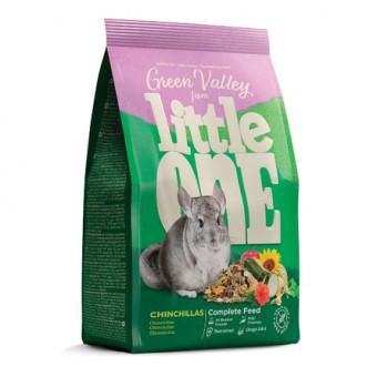 Little One Green Valley 750 г корм для шиншилл Зеленая Долина