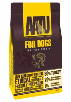 AATU 10 кг Turkey Корм для собак Индейка