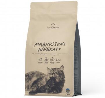 Magnussons Innekatt (Магнуссонс Иннекат) 1,8кг Корм для взрослых кошек и котят с пониженным уровнем активности