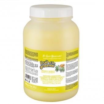 Iv San Bernard 3,25л Fruit of the Grommer Ginger&Elderbery Шампунь для любого типа шерсти против раздражений и перхоти