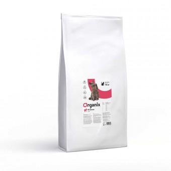 Organix Adult Cat Lamb 18  кг Гипоаллергенный корм для взрослых кошек с ягненком