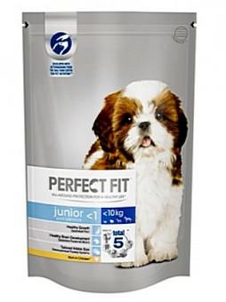 Perfect Fit Dog Jinior mini 0,5кг. Для щенков мелких и миниатюрных пород с курицей