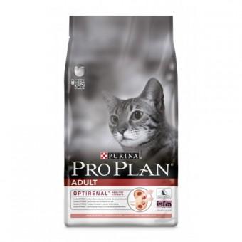 Pro Plan 1,5 кг Adult salmon Сухой корм для взрослых кошек лосось рис