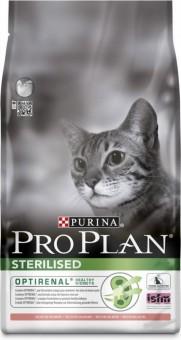 Pro Plan 0,4кг  Sterilized Chicken Сухой корм для кастрированных котов и стерилизованных кошек c курицей