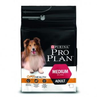 Pro Plan 14кг Adult original Сухой корм для взрослых собак с курицей