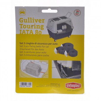 Stefanplast набор авторемней для Gulliver TOURING 80 IATA
