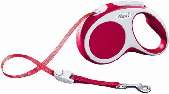 Flexi Vario Tape M 5 м до 25 кг (Розовый)