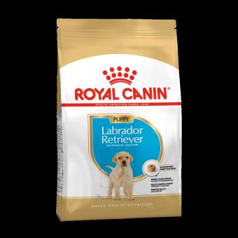 Royal Canin 12кг Labrador retriever 33 junior Для щенков породы лабрадор до 15 месяцев