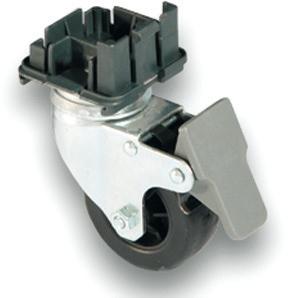 MPS 4 шт. колеса RUOTA для переносок SKUDO 4-7