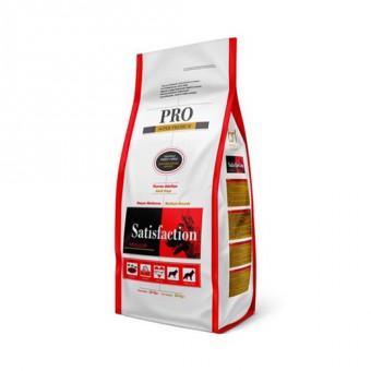 Satisfaction 20кг Regular Medium Pro Сухой корм для собак средних пород с курицей