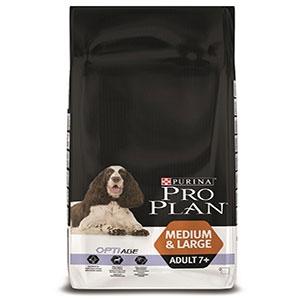 Pro Plan 14кг Adult 7+ Chiсken Для пожилых собак  с курицей