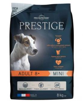 Flatazor 3 кг Prestige adult 8+ mini Сухой корм для взрослых собак мелких пород старше 8 лет