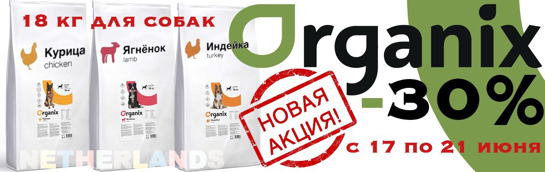 organix dog