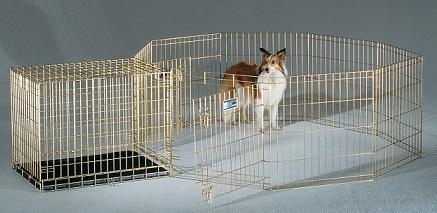 Вольеры для собак в квартиру