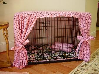 Клетка для собаки в квартиру