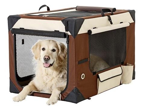 Палатки для больших собак