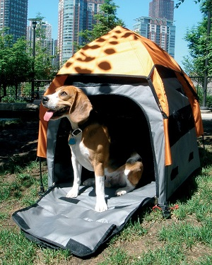 Купить палатку для собаки