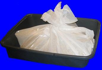 Гигиенические пакеты для туалетов