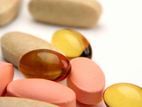 Покупка добавок и витаминов